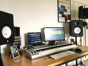 just-your-music.de, eugenerodin, recording, home studio